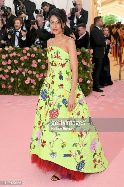 Huma Abedin attends The 2019 Met Gala Celebrating Camp Notes on Fashion at Metropolitan Museum of Art on May 06 2019 in New York City