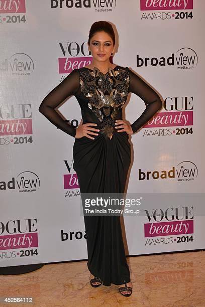 Huma Qureshi at Vogue Beauty Awards in Mumbai