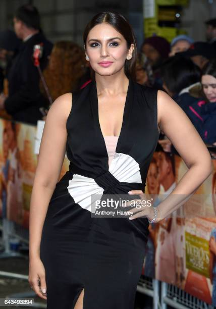 Huma Qureshi attends the 'Viceroy's House' UK Premiere on February 21 2017 in London United Kingdom