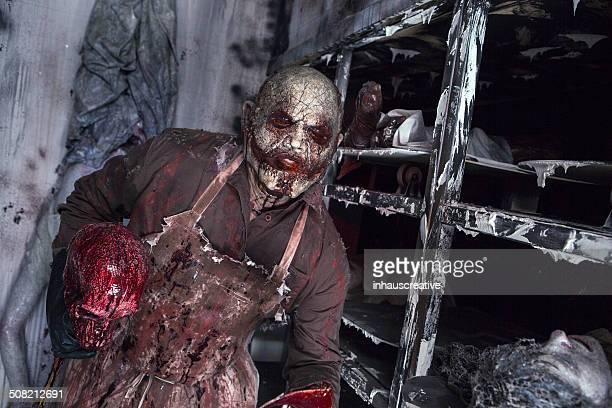 Menschliche Butcher Shop