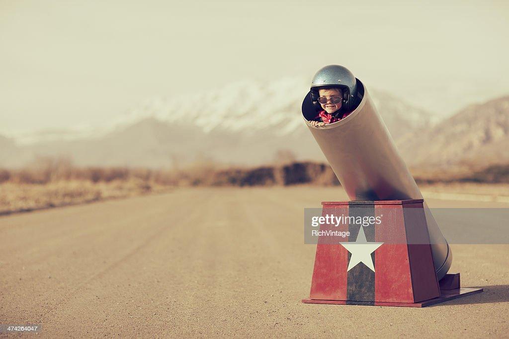 O Cannonball : Foto de stock
