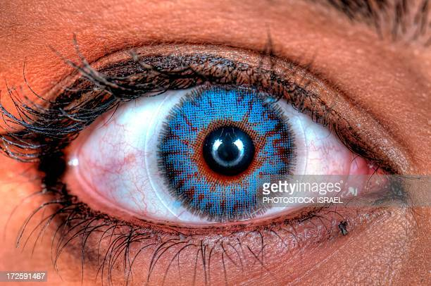 human eye - photostock stock photos and pictures