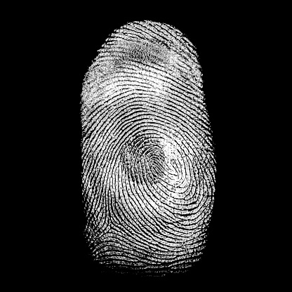 Human Fingerprint - gettyimageskorea