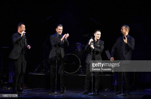 Human Nature at Las Vegas's 8th annual NF Hope Concert A Benefit for Neurofibromatosis at the Palazzo Theatre at The Palazzo Las Vegas on October 21...