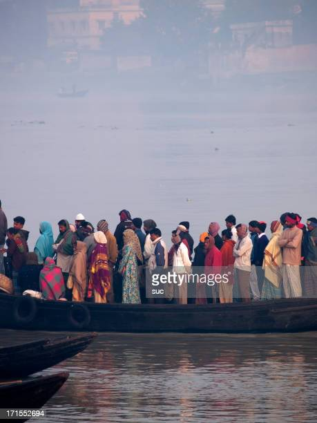 human population and the environmental crisis in bangladesh - khulna stock photos and pictures