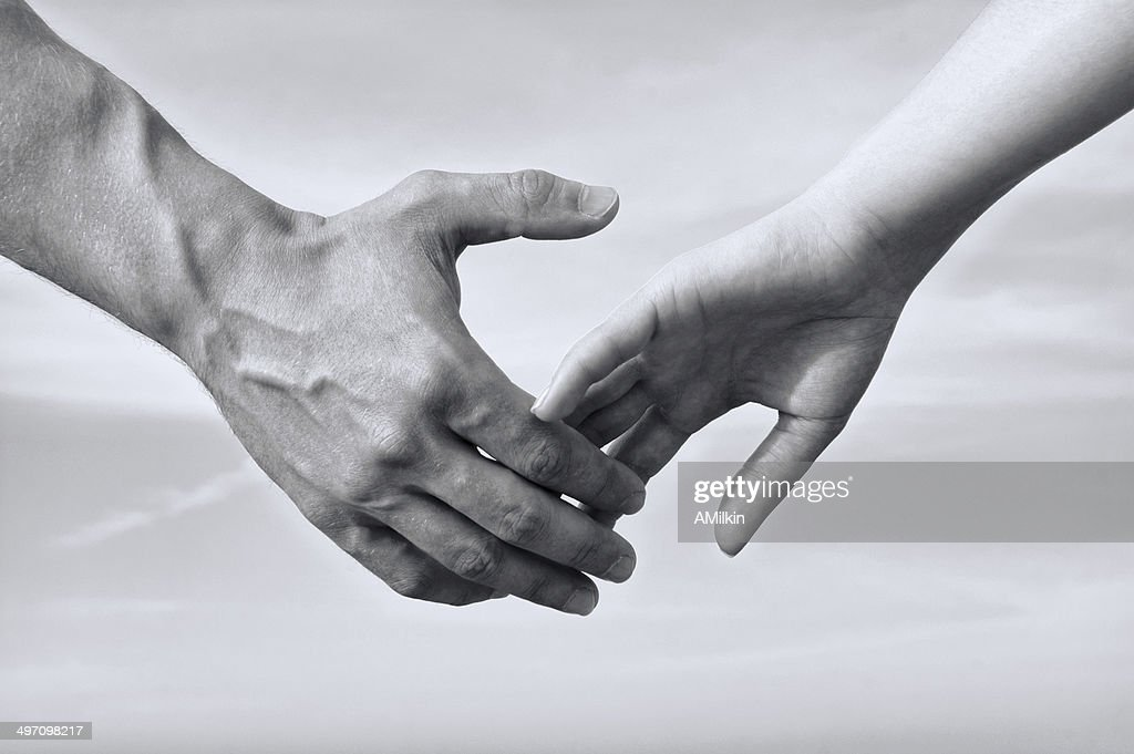 Black And White Photos Hands