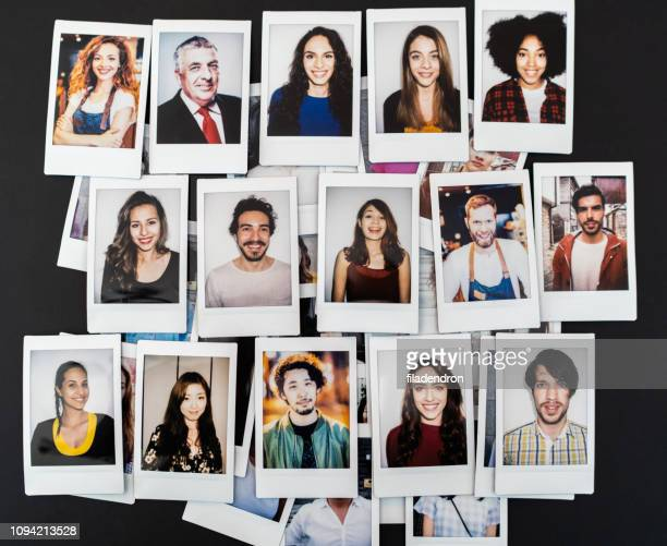 human resources - individualiteit stockfoto's en -beelden