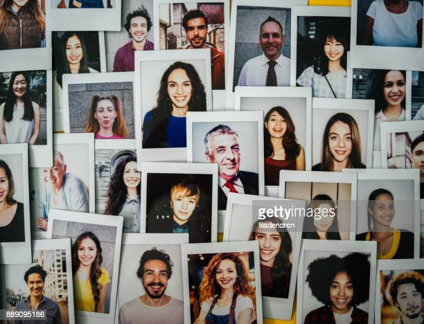 human resources - individuality stock photos and pictures
