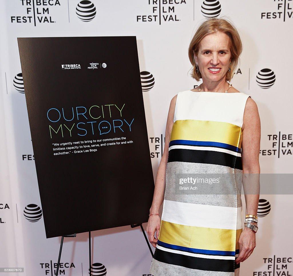 "NY: ""Our City My Story"" Screening - 2016 Tribeca Film Festival"