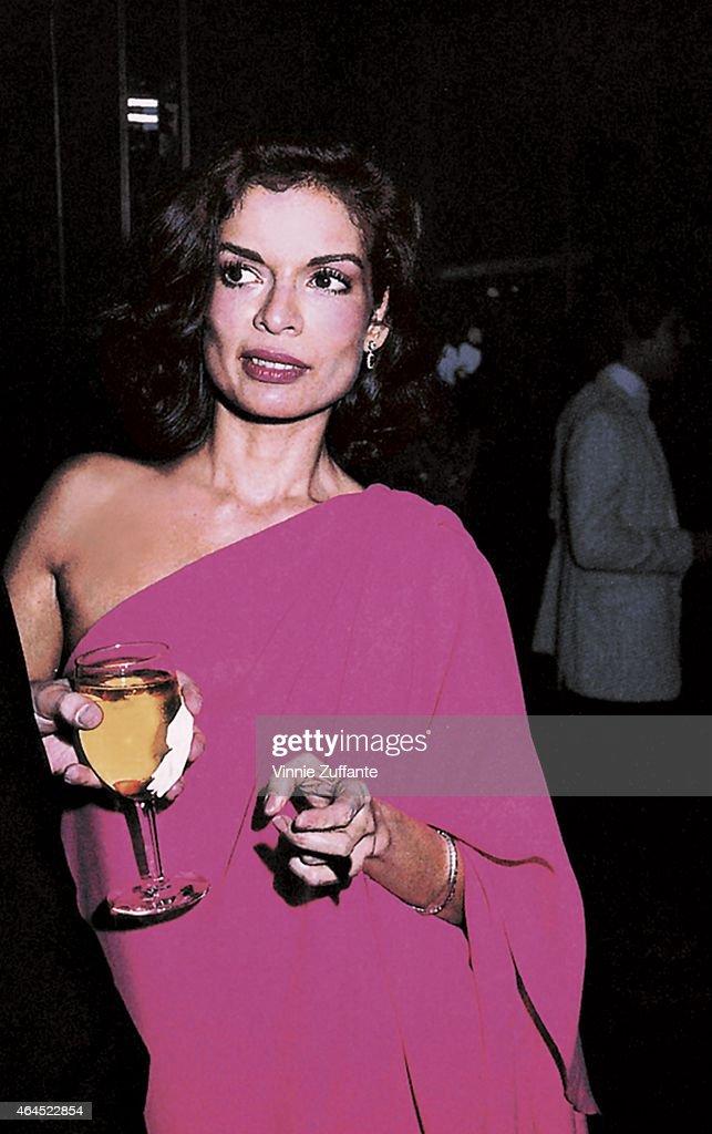 Bianca Jagger : News Photo