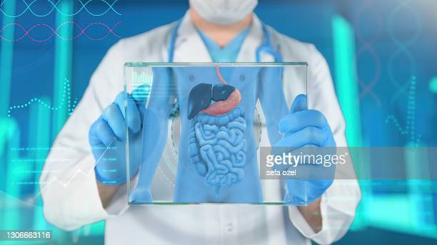 human stomach medical exam - cancer illness stock pictures, royalty-free photos & images