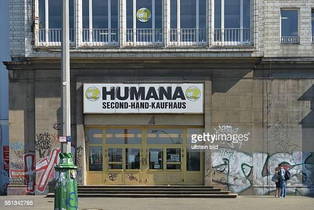 Humana, Frankfurter Tor, Friedrichshain, Berlin Deutschland