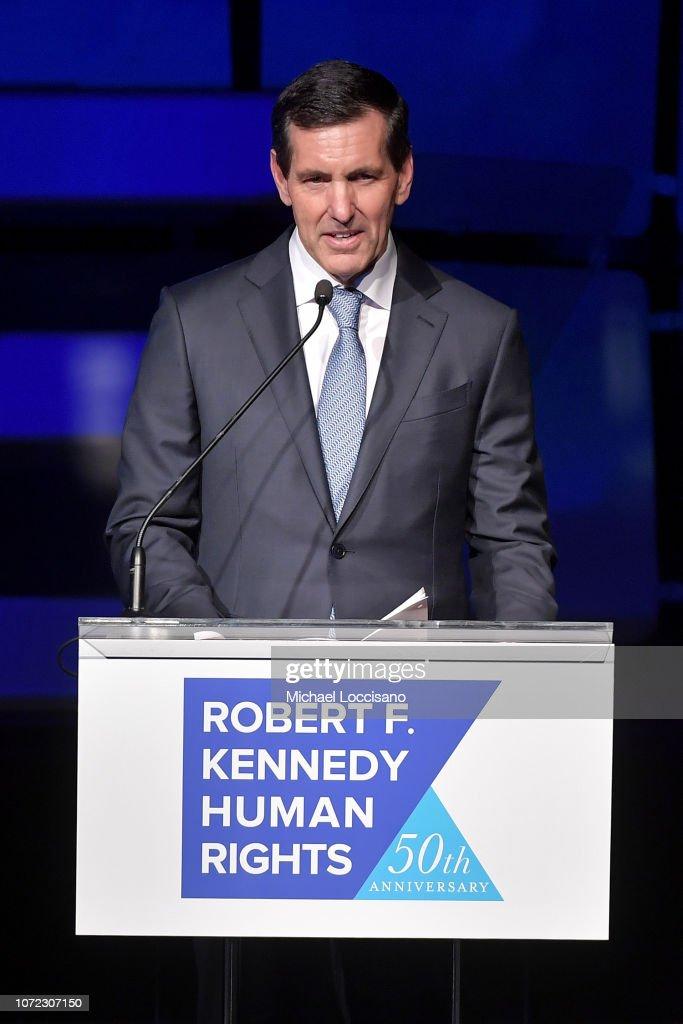 2019 Robert F. Kennedy Human Rights Ripple Of Hope Awards - Inside : ニュース写真