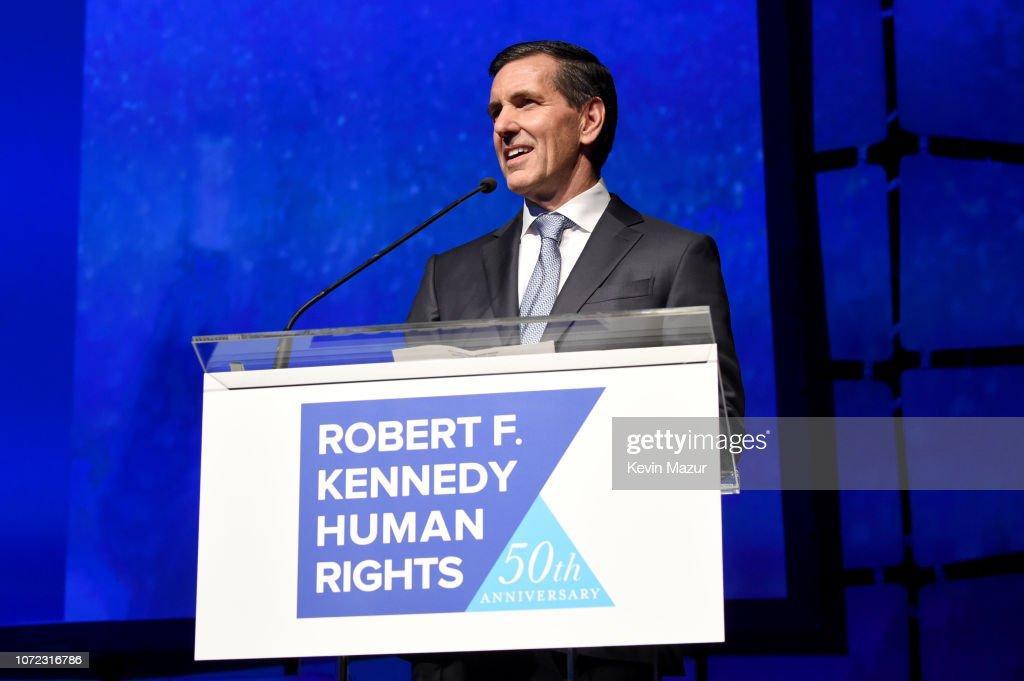 2019 Robert F. Kennedy Human Rights Ripple Of Hope Awards - Inside : Fotografía de noticias