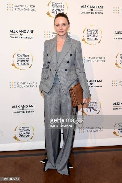 Humanitarian Award Honoree Stella McCartney attends the David Lynch Foundation Women Of Vision Luncheon on May 8 2018 in New York City