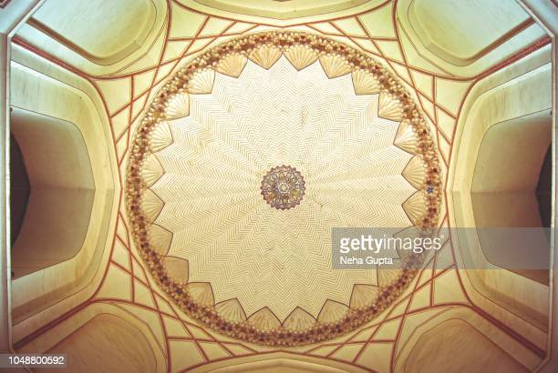 humayun's tomb, delhi india - unesco world heritage site - architectural details - neha gupta stock pictures, royalty-free photos & images