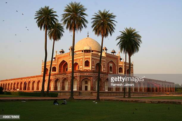 Humayun's tomb is the tomb of the Mughal Emperor Humayun in Delhi, India. The tomb was commissioned by Humayun's first wife Bega Begum , and designed...