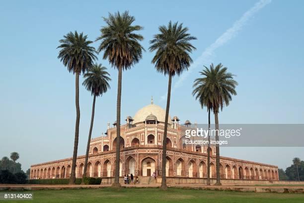 Humayun's Tomb New Delhi India