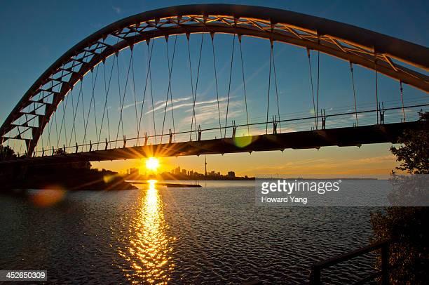 CONTENT] Humber Bay Arch Bridge Toronto Ontario August 2013