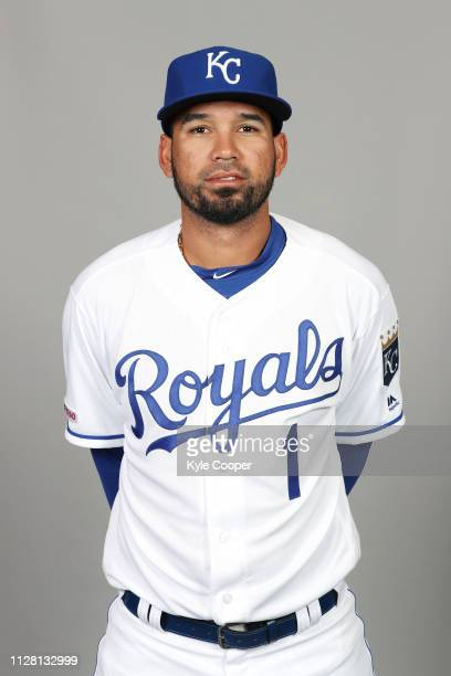 Humberto Arteaga of the Kansas City Royals poses during Photo Day on Thursday February 21 2019 at Surprise Stadium in Surprise Arizona