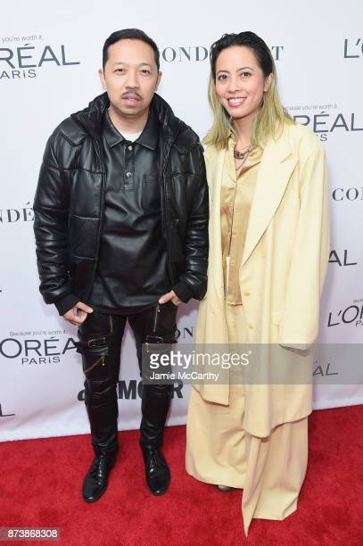 Humberto Leon attends Glamour's 2017 Women of The Year Awards at Kings Theatre on November 13 2017 in Brooklyn New York