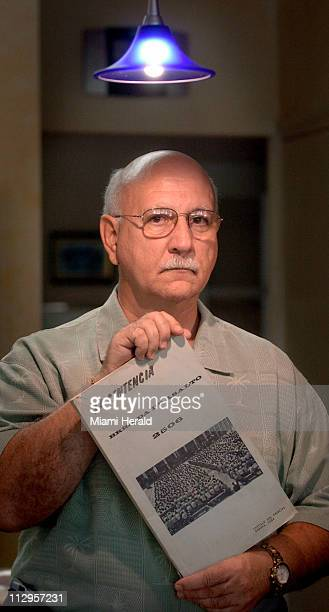Humberto Martinez holds the records of his trial for his participation as a 16yearold in the Bay of Pigs invasion in Cuba He spent 22 months in a...