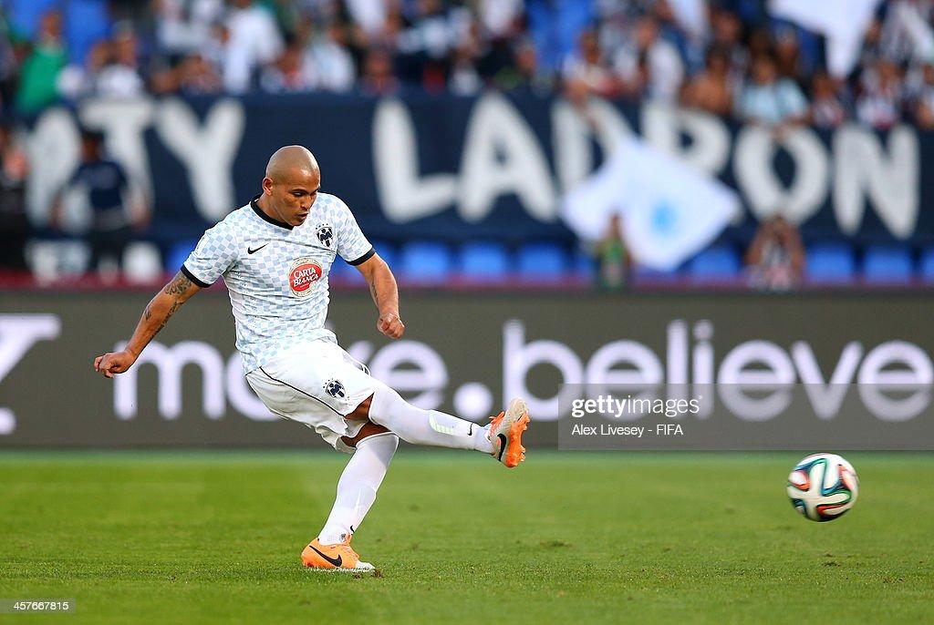 Al Ahly SC v CF Monterrey - FIFA Club World Cup 5th Place Match
