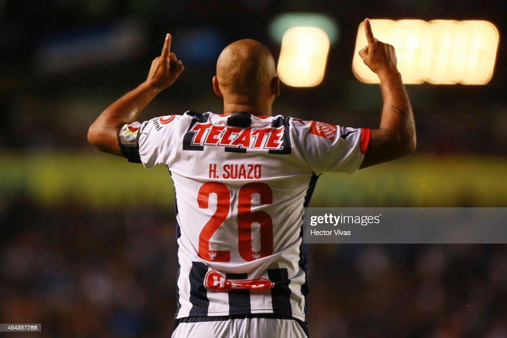 Queretaro v Monterrey - Apertura 2014 Liga MX