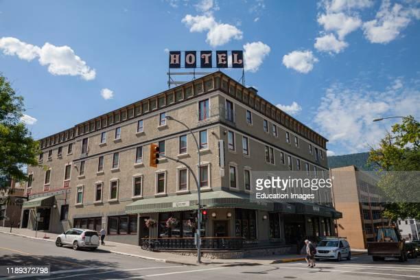 Hume Hotel Nelson West Kootenay British Columbia Canada