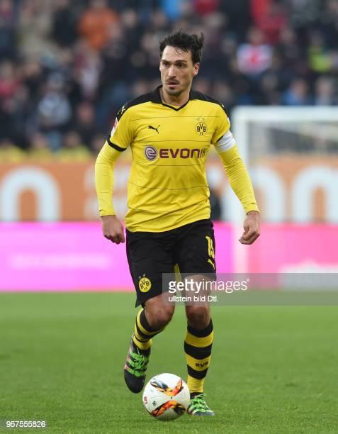 Hummels Mats Germany soccer player Borussia Dortmund March 20 2016