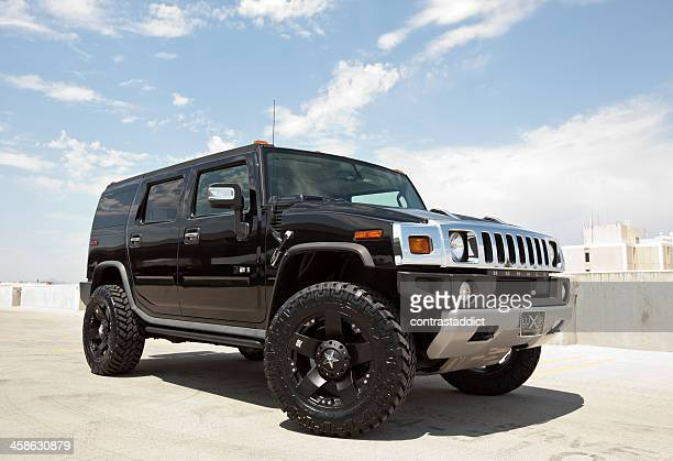 hummer h2 2008 - hummer stock photos and pictures