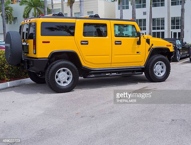 hummer h2 - hummer stock photos and pictures