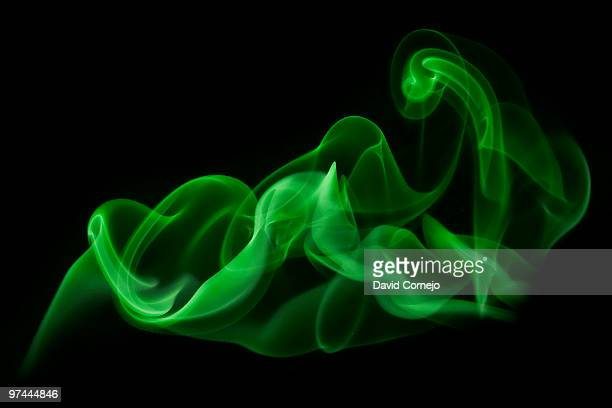 Humo verde, Green smoke