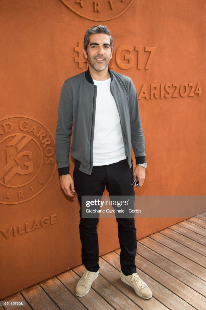 Celebrities At 2017 French Open - Day Threeteen