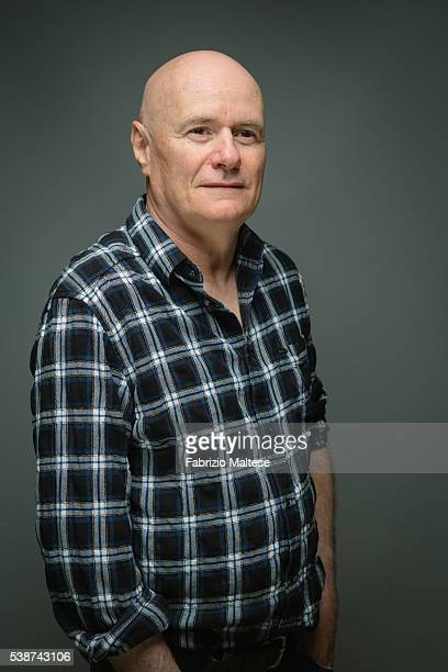 Humorist Dave Johns is photographed for The Hollywood Reporter on May 14 2016 in Cannes France