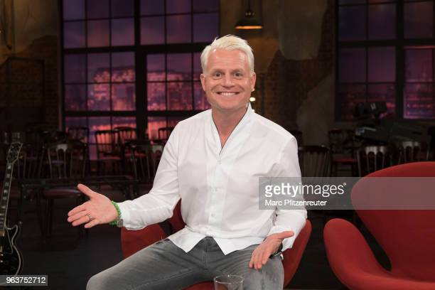 Humorist Guido Cantz attends the Koelner Treff TV Show at the WDR Studio on May 30 2018 in Cologne Germany