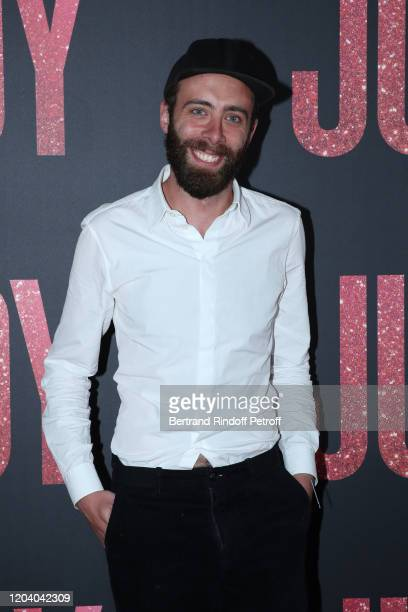 Humorist Tristan Lopin attends the Judy premiere at Cinema Gaumont Marignan on February 04 2020 in Paris France