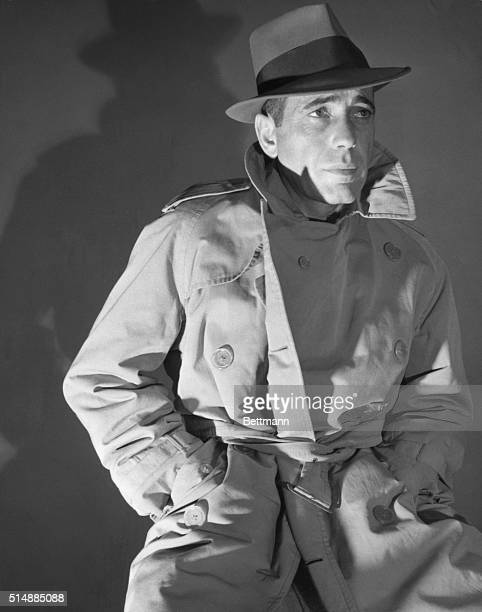 Humphrey Bogart in undated photograph