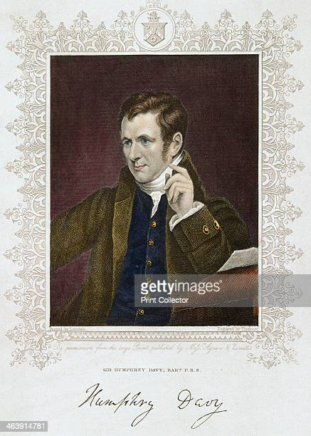 Humphry Davy British chemist and inventor 1801 Davy discovered the anaesthetic effects of laughing gas In 1801 he was appointed lecturer at the Royal...