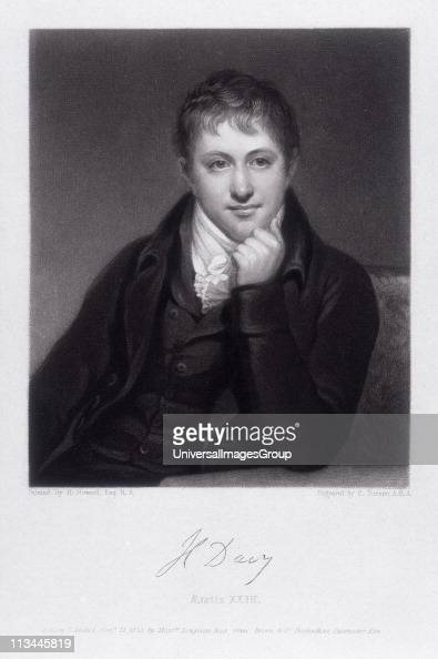 Sir Humphry Davy, Baronet