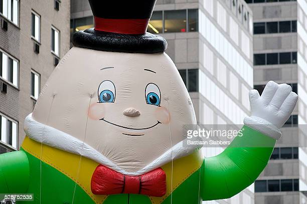 Humpty Dumpty balloon at Philly Thanksgiving Day Parade