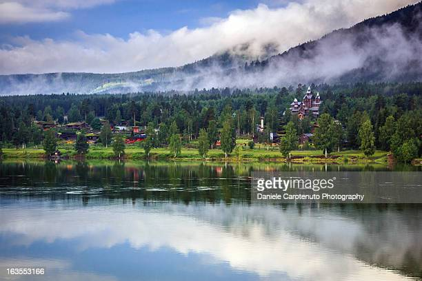 hunderfossen - daniele carotenuto stock pictures, royalty-free photos & images