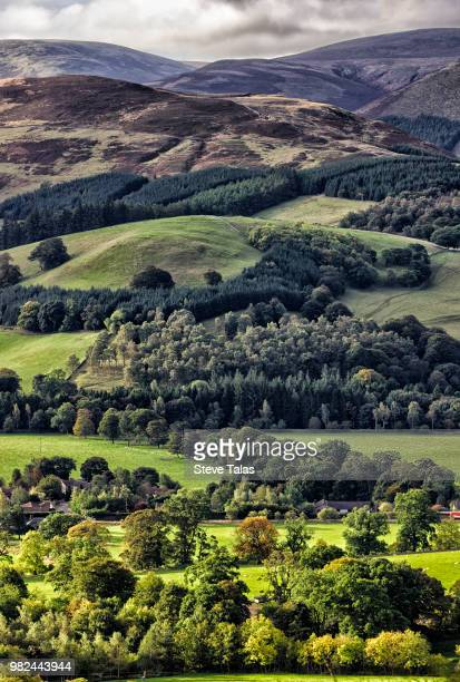Hundleshope Heights, Cardrona, Peebles, Scotland
