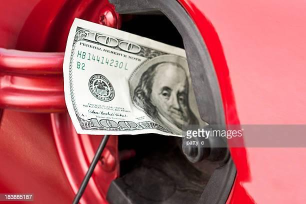 Rising Preis von Gas