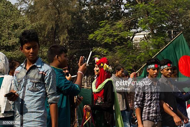 Hundreds gathered to celebrate Victory Day2014l