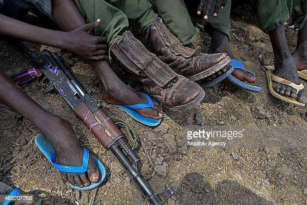 Hundreds of child soldiers in South Sudan's Pibor Administrative Area have been recently demobilized from the South Sudan Democratic MovementCobra...
