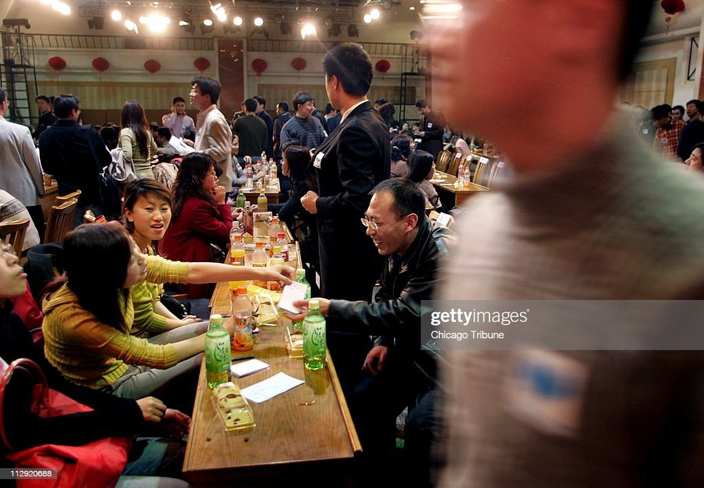 speed dating beijing