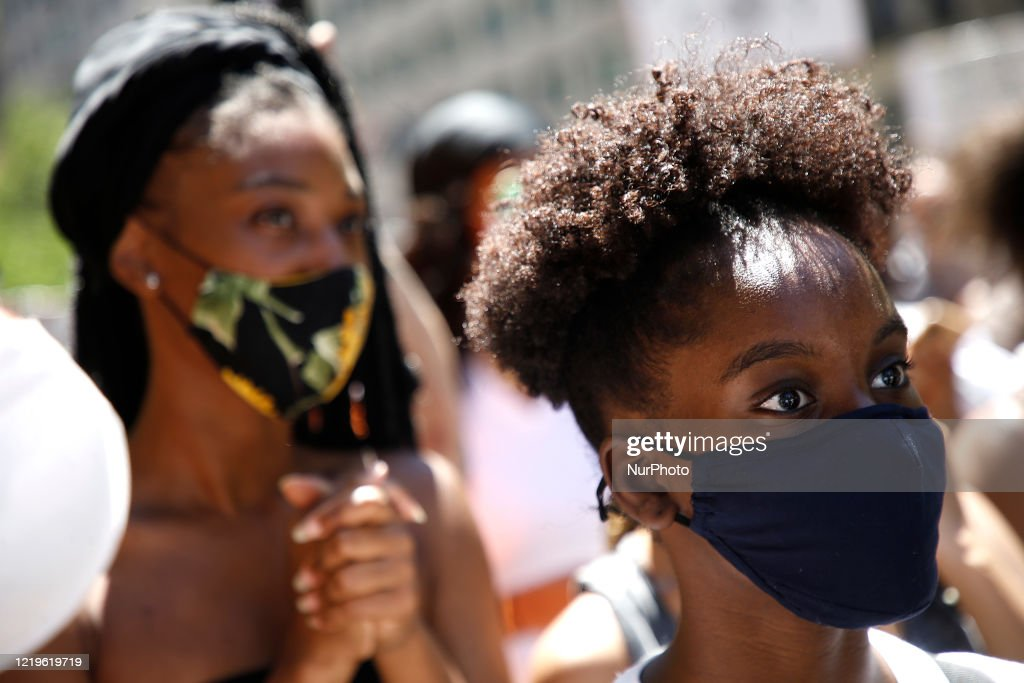 March For Black Women's Empowerment And The Killing Of Breonna Taylor : News Photo