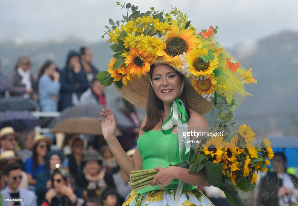 Flower Parade 2018 In Madeira