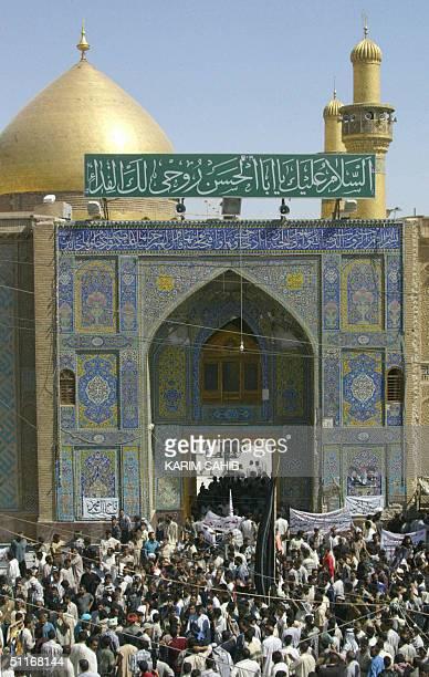 60 Top Shrine Of The Imam Ali Ibn Abi Talib Pictures, Photos